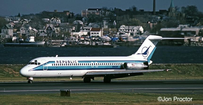 DC-9-31 N963N LGA 12:1:84