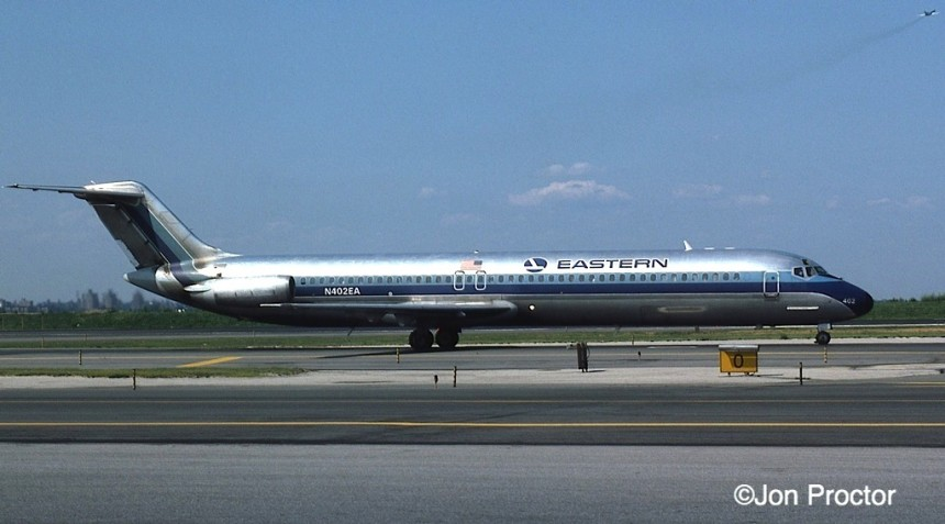 DC-9-51 N402EA LGA 7:84