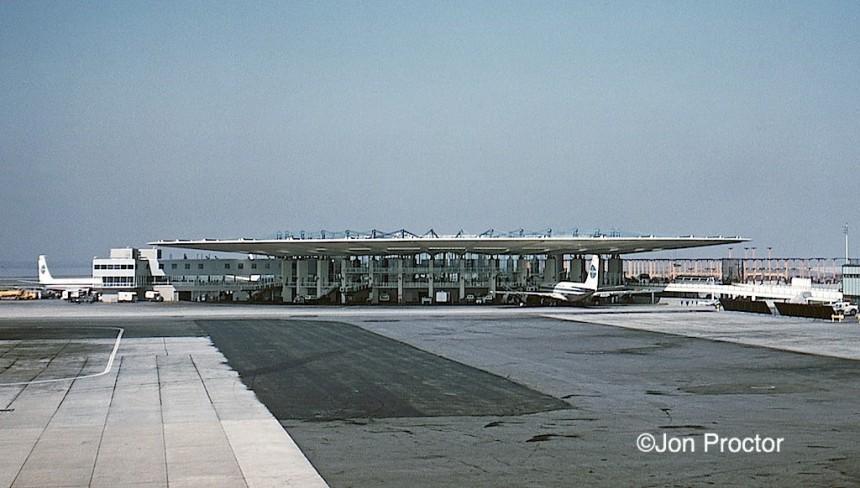 Pan Am terminal 07-61 Bob Proctor