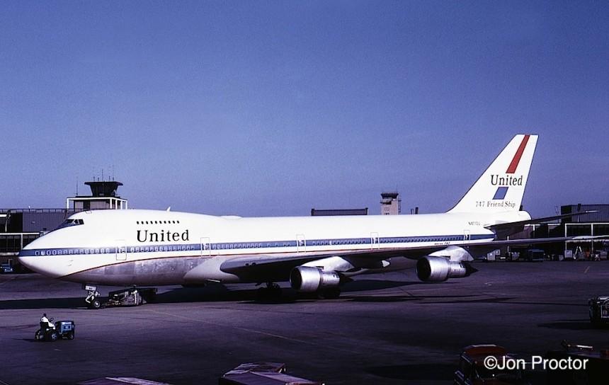 101 747-122 N4710U ORD 6:22:72