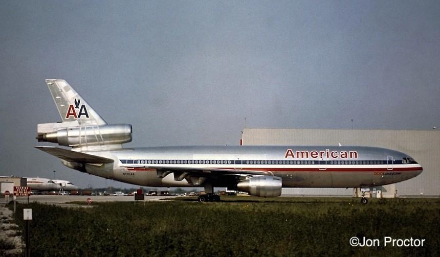 107 DC-10-10-N110AA ORD 4:74