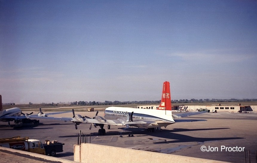 49 DC-7C N290 ORD 9:3:59