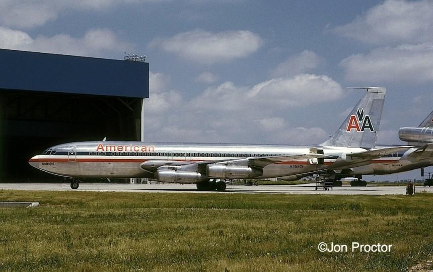 707-123B N7520A ORD 06-17-1972