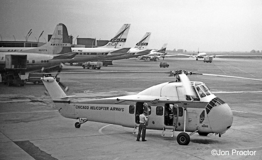 84 S-58C N865 ORD 1963