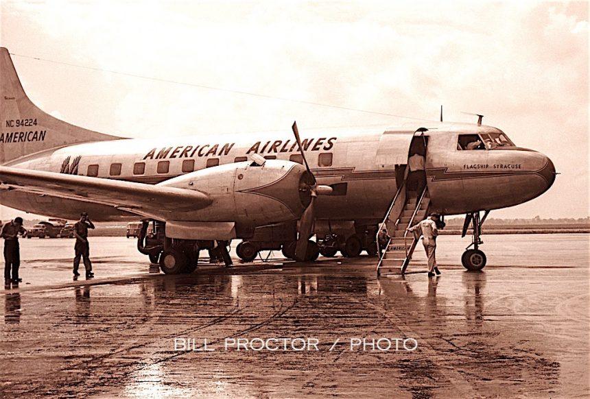 CV-240 NC94224 MDW 1948
