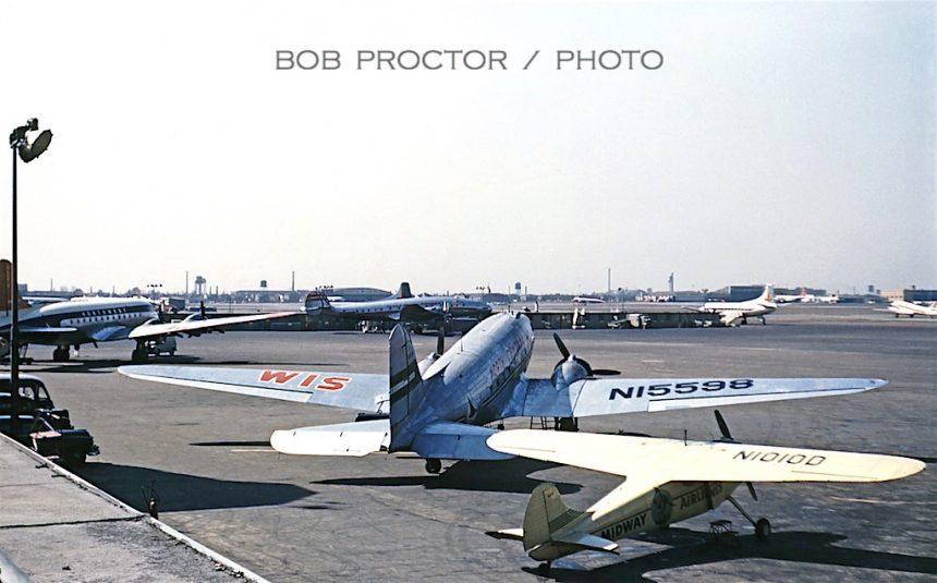 DC-3 N15598 : Cessna 1952 MDW Bob Proctor-6984490