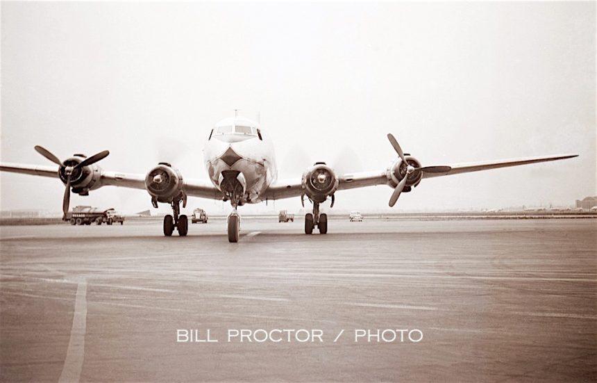 DC-4 MDW 1948 Bill Proctor