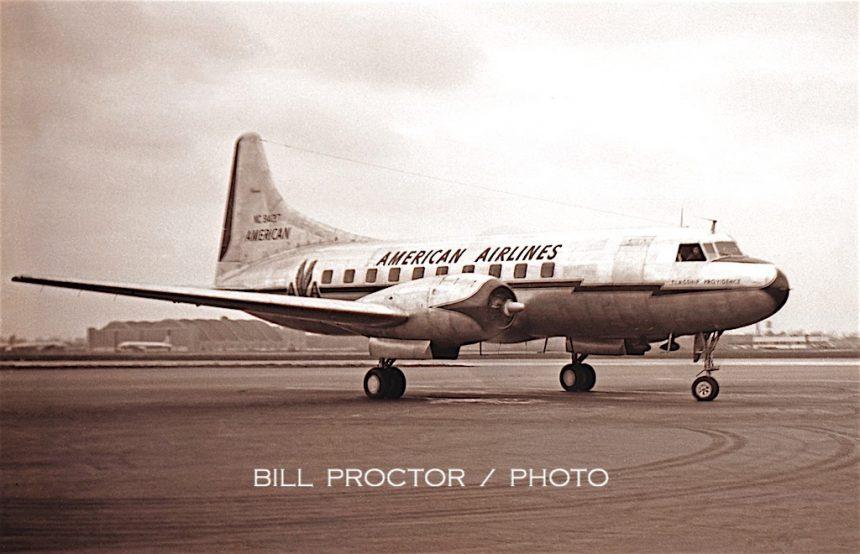 N94217 MDW 1948 Bill Proctor