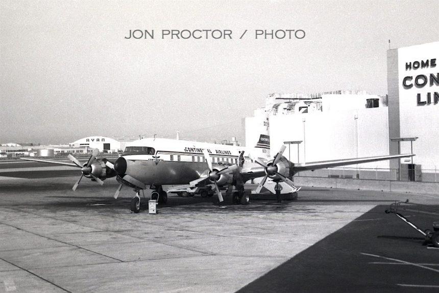 DC-7B N8210H SAN 8:1:59-6853187