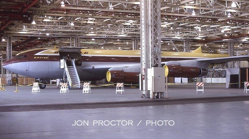 7 707 Prototype 367-80 N70700 BFI 05-1996