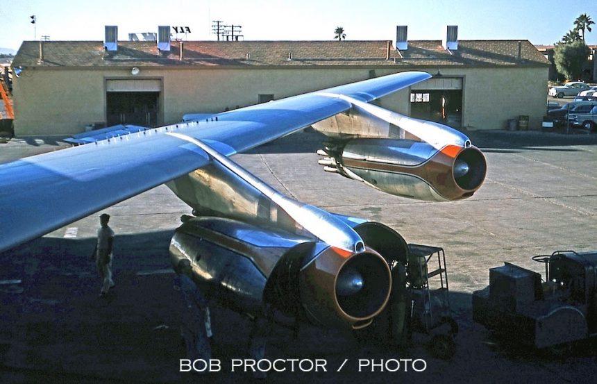 707-123 N7501A PHX 10:13:59 Bob Proctor