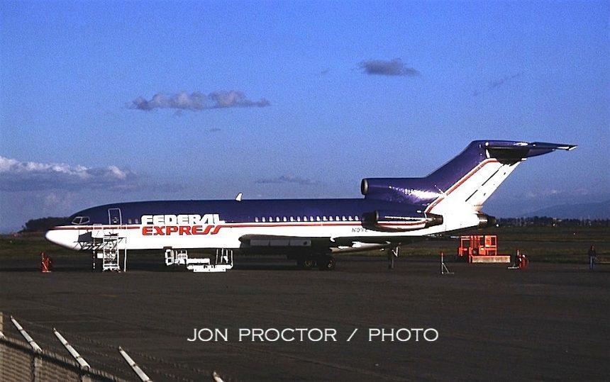 727-22C N101FE SFO 4:78