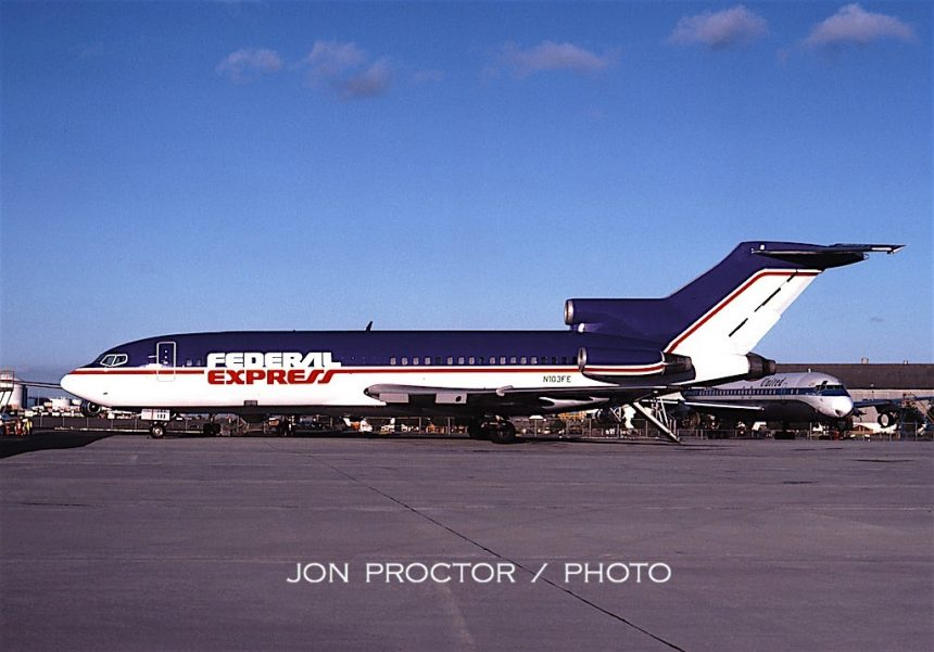 727-22C N103FE SFO 4:78
