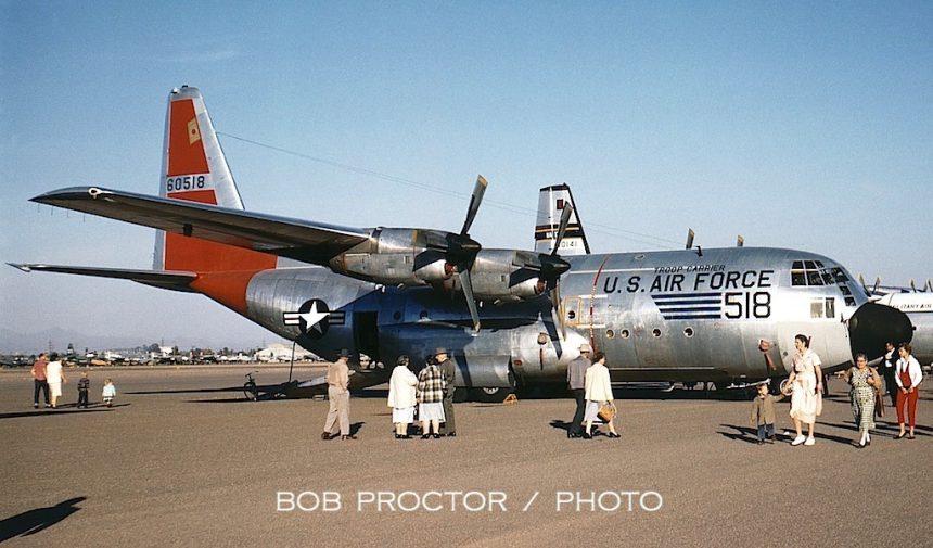 C-130 60518 PHX1959 Bob Proctor