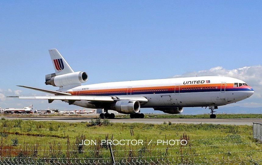DC-10-10 N1837U SFO 04-78