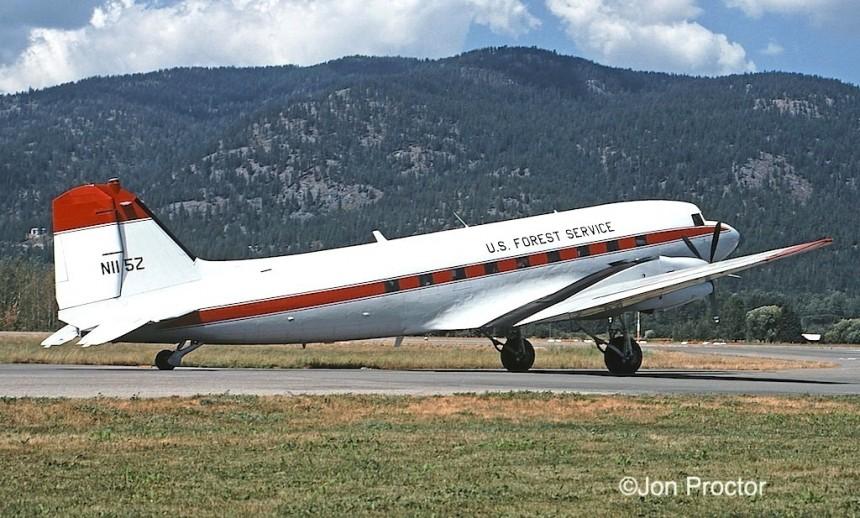DC-3 Turbo N115Z SZT 8:94