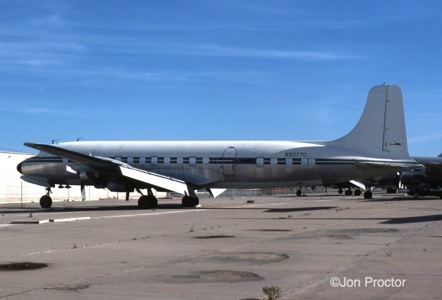 DC-6B-N90770-TUS 4:78