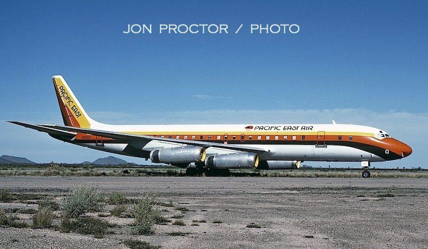 DC-8-62 N39307 MZJ 3:19:87