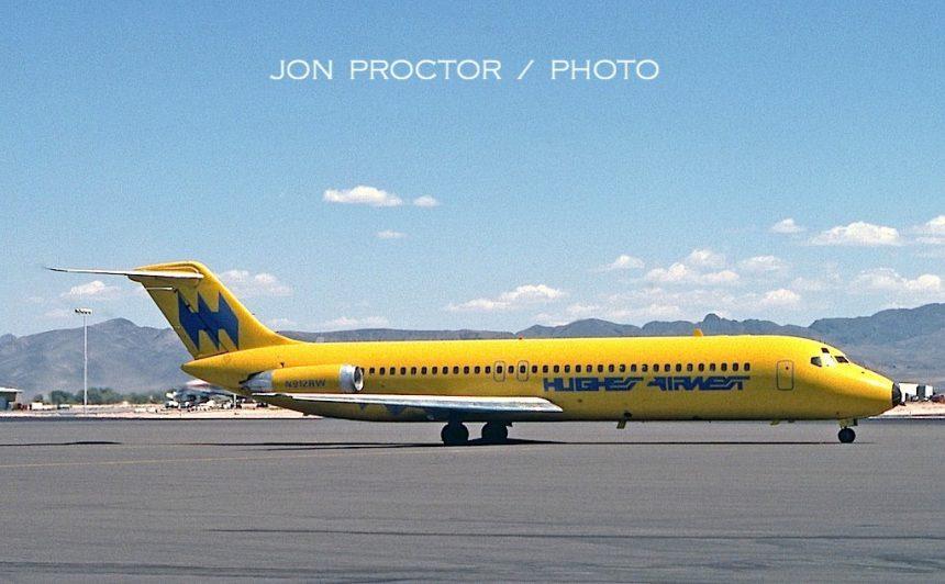 DC-9-31 N912RW LAS 6:26:76