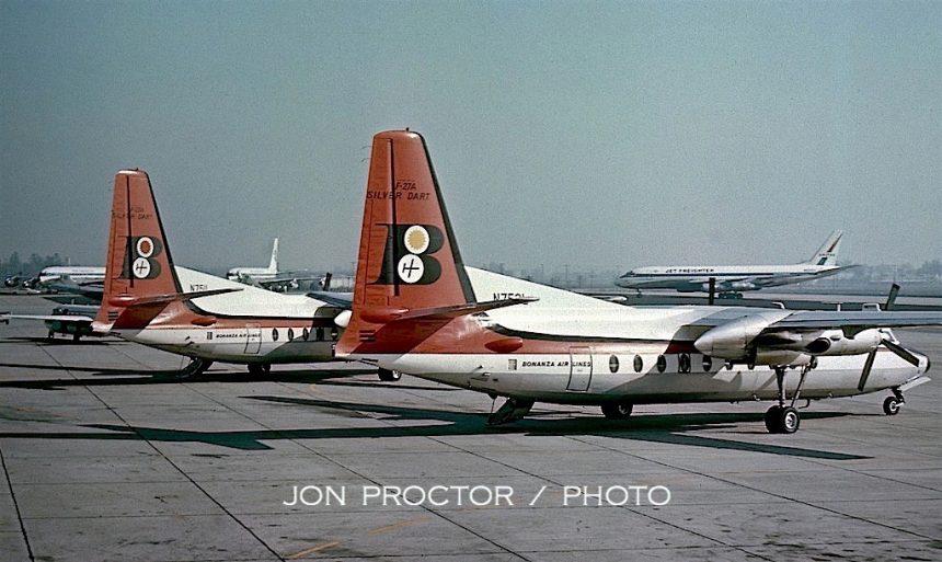 F-27A N752L ONT 1965