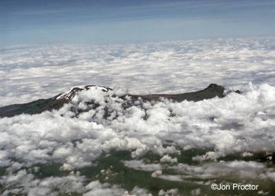 19,341-foot Mount Kilimanjaro