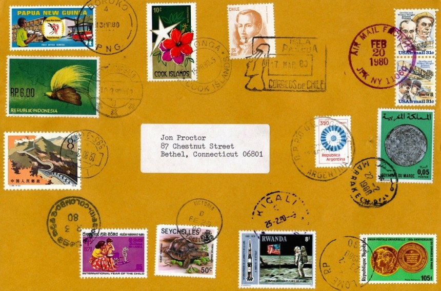 RTW stamps