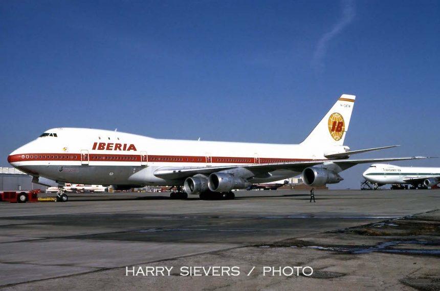 747-156 N134TW:IB MCI 3:81 Sievers