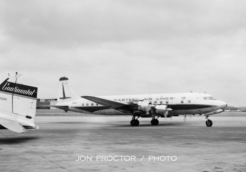DC-7B N804D DAL 12:29:62-7385912