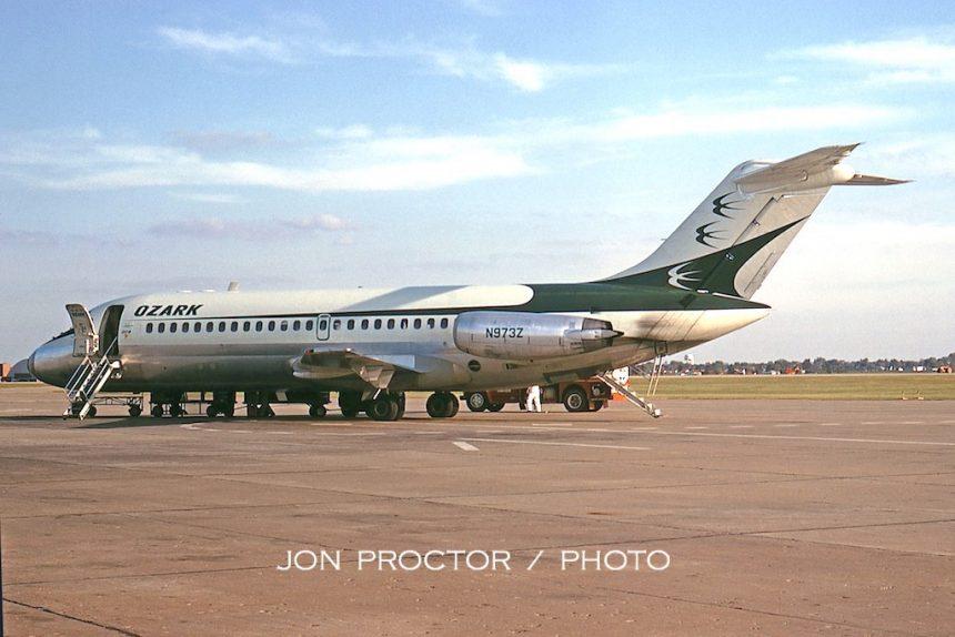 DC-9-15 N973Z PIA 10-06-1967